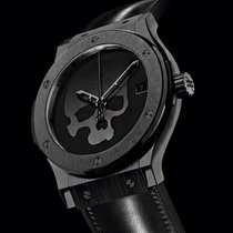 Hublot Classic Fusion 45, 42, 38, 33 mm 511.CM.1110.VR.PIC12 Very good Ceramic 42mm Automatic