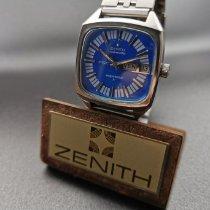 Zenith El Primero 36'000 VpH Stal 33,50mm Niebieski Bez cyfr Polska, Warszawa