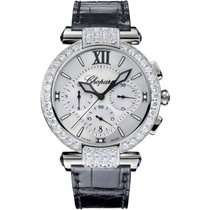 Chopard Imperiale 384211-1001 New White gold 40mm Automatic