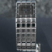 Chopard Ice Cube Stahl 22mm Silber Keine Ziffern