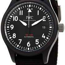 IWC Pilot Chronograph Top Gun new Watch only IW326901