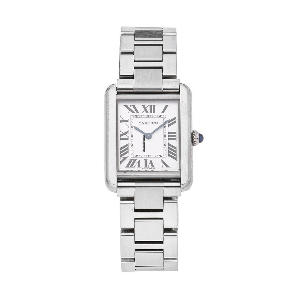 Cartier Tank Solo 3170 pre-owned