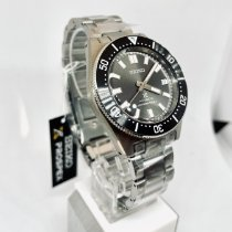 Seiko Prospex Steel 40.5mm Grey No numerals United States of America, New York, NY