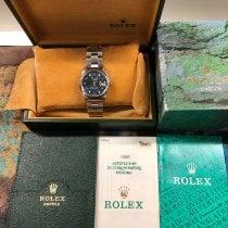 Rolex Oyster Perpetual Date Acier 34mm Bleu Sans chiffres France, Mentone