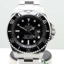 Rolex Sea-Dweller Deepsea nuevo 2017 Automático Reloj con estuche y documentos originales 116660
