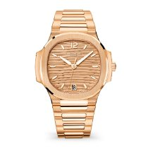 Patek Philippe Nautilus Rose gold 35.2mm Gold United States of America, California, Newport Beach