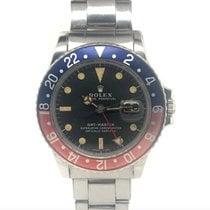 Rolex GMT-Master Steel 40mm Black No numerals United States of America, New York, New York