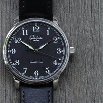 Glashütte Original Senator Excellence pre-owned 40mm Black Leather