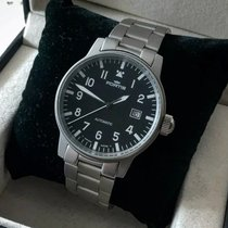 Fortis 1912 Very good Silver 40mm Automatic