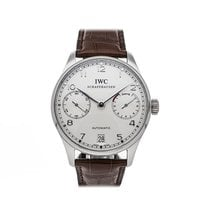 IWC Portuguese Automatic IW5001-04 Very good Platinum 42mm Automatic