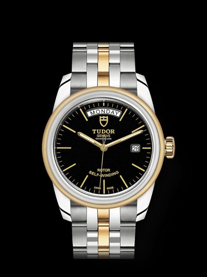 Tudor Glamour Date-Day M56003-0007 new
