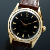 Rolex 6567 Yellow gold 1957 Oyster Perpetual 34mm pre-owned