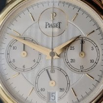 Piaget 12978 Yellow gold 1997 Gouverneur 34mm pre-owned