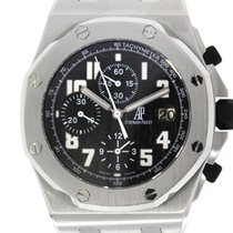 Audemars Piguet Royal Oak Offshore Chronograph Acier 42mm Noir Arabes France, Toulouse