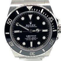 Rolex 124060 Stahl 2020 Submariner (No Date) 41mm gebraucht Deutschland, Koblenz