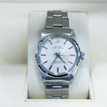 Rolex 1500 Steel 1966 Oyster Perpetual Date 34mm pre-owned
