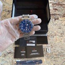 Tudor Pelagos Titane 42mm Bleu Sans chiffres France, Epinal