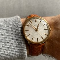 Ernest Borel Gold/Steel 34mm Automatic pre-owned