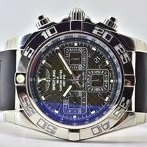 Breitling Chronomat 44 Stahl 44mm Schwarz Keine Ziffern Deutschland, Iffezheim