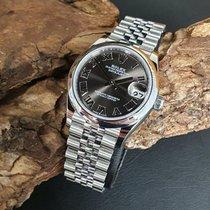 Rolex Lady-Datejust Acier 31mm Gris