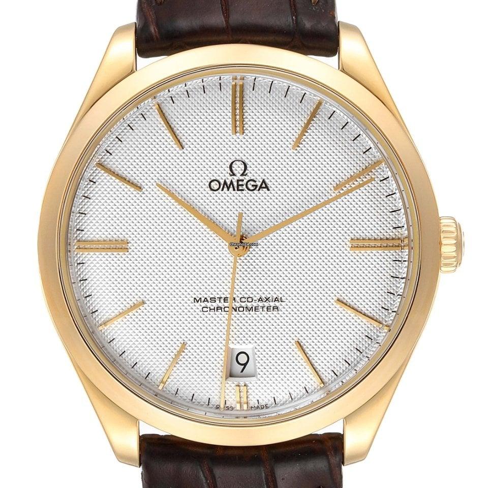 Omega De Ville Trésor 432.53.40.21.02.001 2016 pre-owned