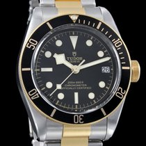 Tudor Black Bay S&G new 2020 Automatic Watch with original box and original papers 79733N