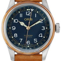 Oris Steel 40mm Automatic 01 754 7741 4365-07 5 20 71 new United States of America, New York, Airmont