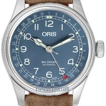 Oris Steel 40mm Automatic 01 754 7741 4065-07 5 20 63 new United States of America, New York, Airmont