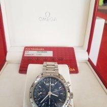 Omega Speedmaster Day Date Acier 39mm Bleu Sans chiffres France, CABRIES