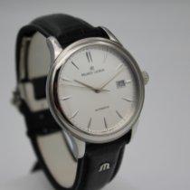 Maurice Lacroix Les Classiques Date neu Automatik Uhr mit Original-Box und Original-Papieren LC6098-SS001-130-1