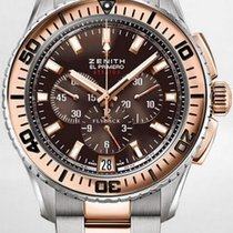 Zenith El Primero Stratos Flyback 45.5mm Brown United States of America, California, Beverly Hills