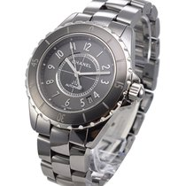 Chanel Automatic Grey 38mm new J12
