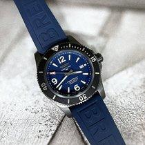 Breitling Superocean Acier 46mm Bleu Arabes France, Marseille