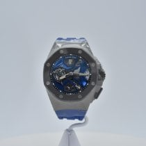 Audemars Piguet Royal Oak Concept Titanium 44mm Blue No numerals United States of America, California, Newport Beach