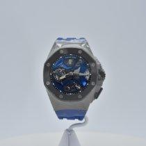 Audemars Piguet Royal Oak Concept Titanio 44mm Azul Sin cifras