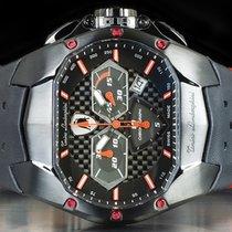 Tonino Lamborghini GT1 Сталь 42mm Черный