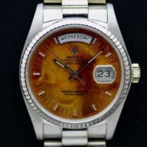 Rolex Day-Date 36 Weißgold 36mm Schweiz, Geneva