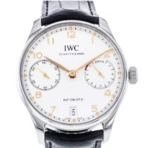 IWC Portuguese Automatic Acier 42.3mm France, Paris