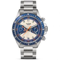 Tudor Heritage Chrono Blue Steel 42mm United States of America, Pennsylvania, Holland