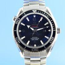 Omega Seamaster Planet Ocean Steel 44mm Black