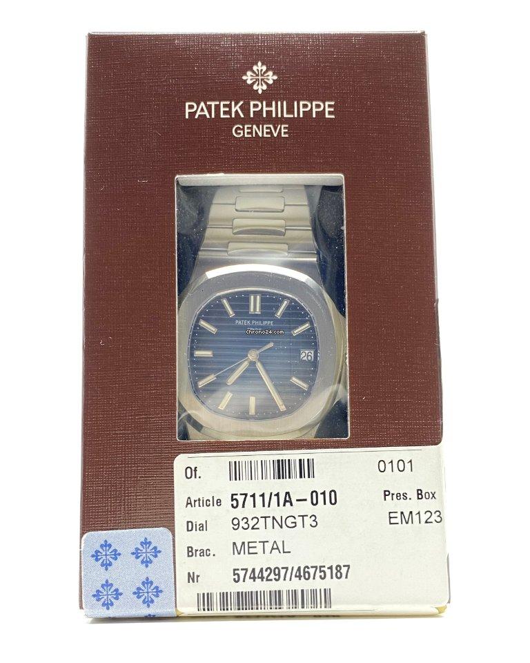 Patek Philippe Nautilus 5711/1A-010 2014 new