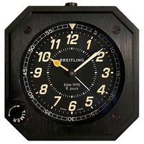 Breitling Aluminum Manual winding Black Arabic numerals 53mm
