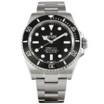 Rolex Submariner (No Date) Acero 41mm Negro