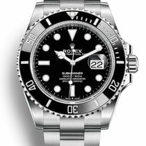 Rolex Submariner Date Steel 41mm Black No numerals United States of America, California, Los Angeles
