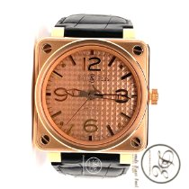 Bell & Ross BR 01-92 Rose gold BR 01-92 46mm pre-owned United States of America, Florida, Boca Raton