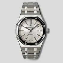 Audemars Piguet Royal Oak Selfwinding Платина 41mm Cеребро