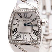 Cartier La Dona de Cartier Or blanc 22mm Argent Romains