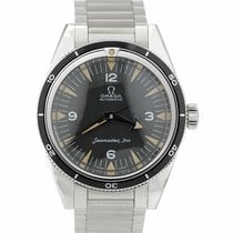 Omega Seamaster 300 Steel 39mm Black United States of America, New York, Massapequa Park