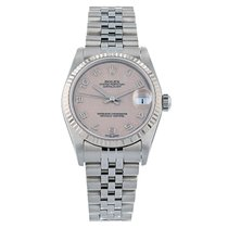Rolex Lady-Datejust 30mm Champagne Arabes France, Paris