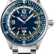 Ball Engineer Master II Diver Steel 42mm Blue Arabic numerals United States of America, Massachusetts, Boston
